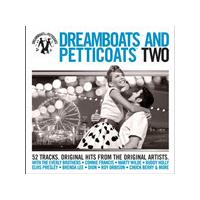Various Artists - Dreamboats & Petticoats 2 (2 CD) (Music CD)