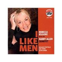 Rebecca Kilgore - I Like Men (Music CD)