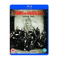 Sons of Anarchy: Complete Season 4 (Blu-Ray)