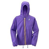 Claudette Jacket -- Purple By K-way