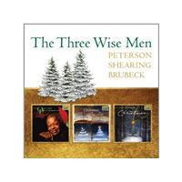 George Shearing & Dave Brubeck Oscar Peterson - Three Wise Men (Music CD)