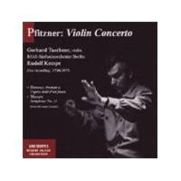 Pfitzner/Debussy/Mozart - Violin Concerto Op.34/Prelude D'Un Faune/Symphony No.33 (Tas