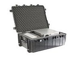 Pelican 1730-000-110 Multipurpose Transport Case With Foam - Black