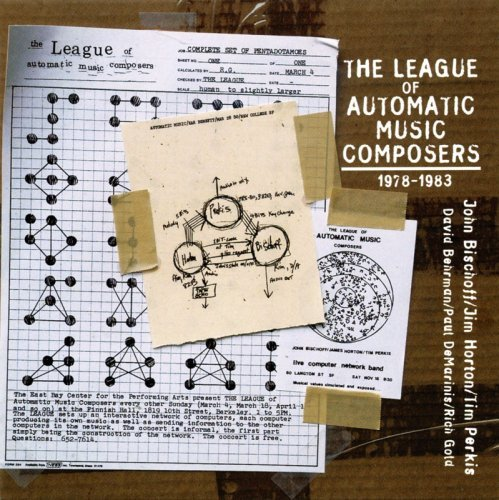 The League of Automatic Music Composers 1978-1983