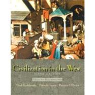 Civilization in the West, Volume B (Chapters 11-22)