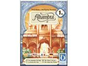 Alhambra The Vizor's Favor Game