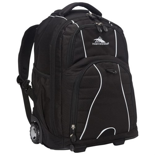 High Sierra Carrying Case (Rolling Backpack) for 17