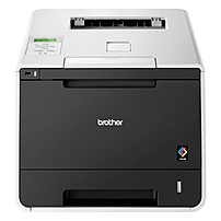 Brother Hl-l8250cdn Laser Printer - Color - 2400 X 600 Dpi Print - Duplex - Laser Printer - 30 Ppm Mono / 30 Ppm Color Print - 300 Sheets Standard Input Capacity - Lcd - Ethernet - Usb 2.0