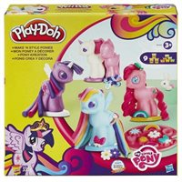 Play-doh Make N' Style Ponies By Hasbro