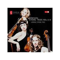 Röntgen: String Trios Nos. 5-8 (Music CD)