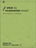 What Do Economists Know?