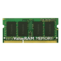 Kingston 4gb 1600mhz Single Rank Sodimm - 4 Gb (1 X 4 Gb) - Ddr3 Sdram - 1600 Mhz Ddr3-1600/pc3-12800 - Non-ecc - Unbuffered - 204-pin - Sodimm Ktl-tp3cs/4g