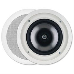 Leviton JBL In-Ceiling Speakers (Pair), 8 In.