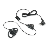 Hands-free Headset,for 2-way Radios,3/4