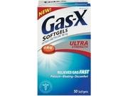 Gas X Ultra Strength Anti-gas Softgels 50