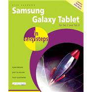 Samsung Galaxy Tablet In Easy Steps For Tab 2 And Tab 3 (covers Android Jelly Bean)