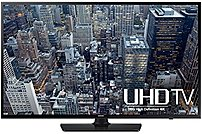 Samsung Un48ju6400 48-inch Led Smart 4k Ultra Hdtv - 3840 X 2160 - 120 Clear Motion Rate - Wi-fi, Ethernet - Hdmi, Usb - Black