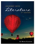 JOURNEY INTO LITERATURE, SECOND EDITION is an exploration of short stories, poetry, and dramatic plays