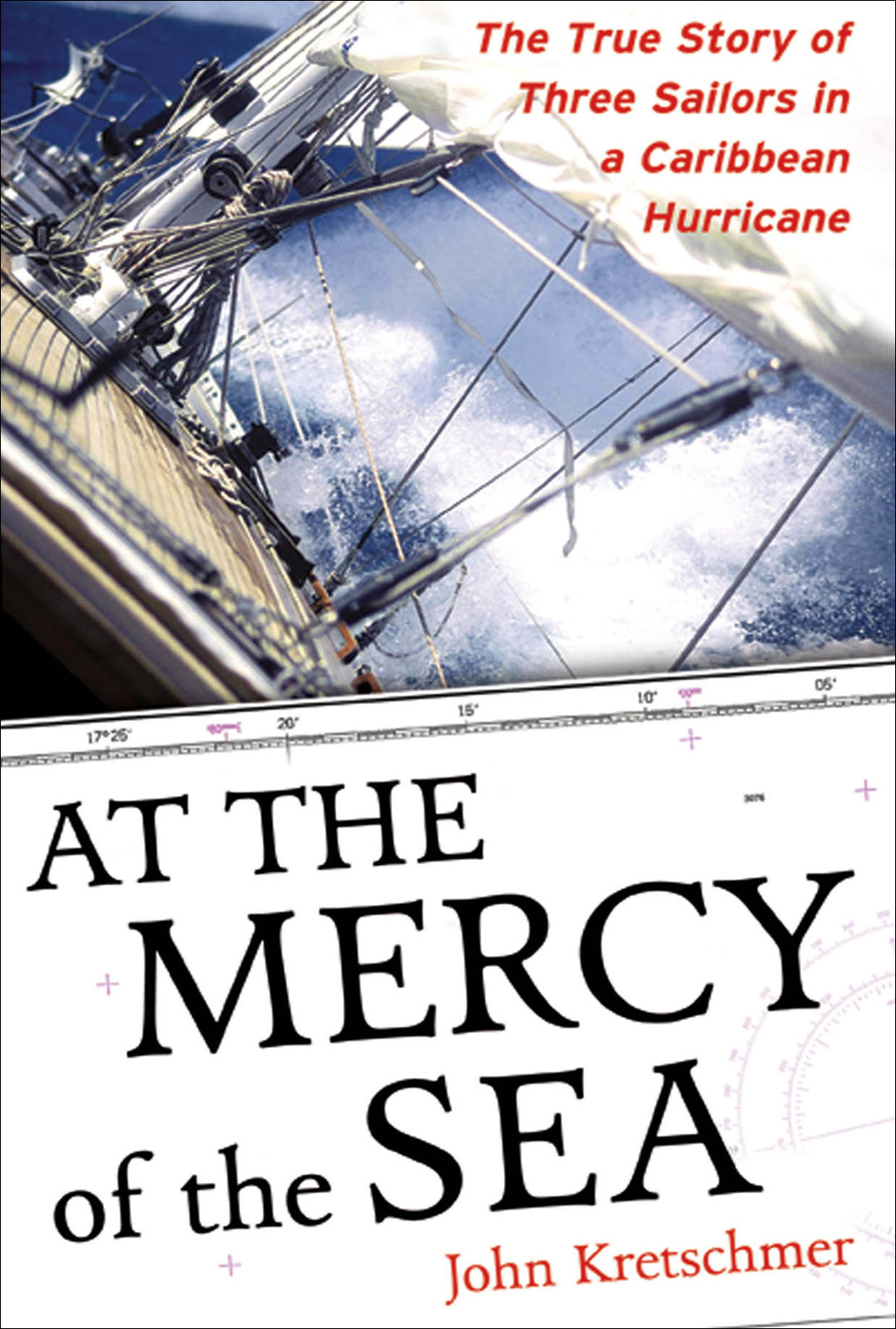 At The Mercy Of The Sea (ebook)