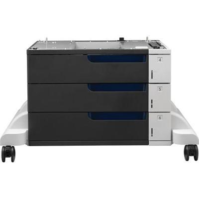 Hp Ce725a Printer Base With Media Feeder - 1500 Sheets