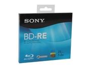 SONY 25GB 2X BD-RE Single Disc Model BNE-25RH