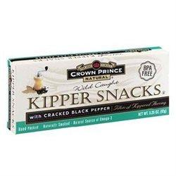 Crown Prince Kippers Black Pepper