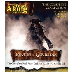Inet Video N03-013637 Pirates Collection - Disneys Read Along Collection