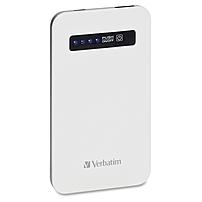 Verbatim Ultra-slim Power Pack, 4200mah - White 98454