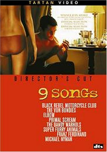 9 songs - Unrated Full Uncut Version
