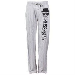 Breaking Bad Heisenberg Print Men's Pajama Pants