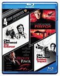 Warner Bros. 883929404414 Clint Eastwood: 4 Favorite Action Films - 4 Discs (blu-ray Disc)