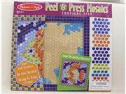 Melissa & Doug Peel And Press Mosaics - Tropical Fish