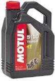 Motul 5100 4T Synthetic Ester Blend Motor Oil - 15W50 - 1gal. 3082GAA