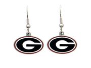 Ga Bulldogs Earring - Dangl