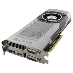 PNY VCGGTX7803XPB GeForce GTX 780 3GB GDDR5 SLI Ready PCI Express 3.0 x16 DVI HDMI DisplayPort Video