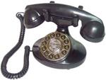 Paramount Alexis-bk Alexis 1922 Decorator Phone