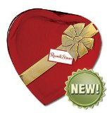 Russell Stover Assorted Chocolates, 14 Oz Heart Box