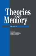 This work is a collection of theoretical statements from a broad range of memory researchers