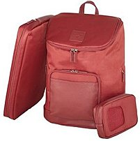 Women In Business Francine Collection Tri16-2-red Tribeca Backpack For 16.1-inch Notebook - Wine Red