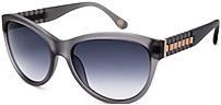 Michael Kors 2885s-014 Olivia Cats Eye Sunglasses - Crystal Smoke