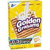 Golden Grahams Cereal 16 oz Box