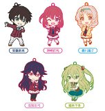 Nendoroid Plus unusual talent battle rubber strap in their daily system vol.01
