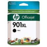 HP HEWCC654AN 901XL Black Ink Cartridge, 700 Page Yield