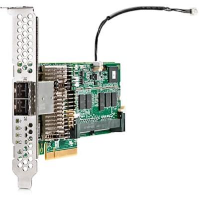 Hewlett Packard Enterprise 726825-b21 Smart Array P441/4gb With Fbwc - Storage Controller (raid) - 8 Channel - Sata 6gb/s / Sas 12gb/s Low Profile - 12 Gbit/s -