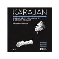 Brahms, Bruckner, Wagner, R. Strauss, Schmidt (Music CD)