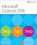 The quick way to learn Microsoft Outlook 2016!  This is learning made easy