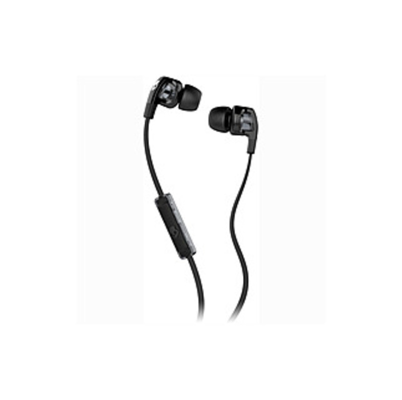 Skullcandy Smokin Buds 2 Earset - Stereo - Black - Wired - Earbud - Binaural - In-ear