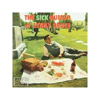 Lenny Bruce - Sick Humor of Lenny Bruce (Music CD)