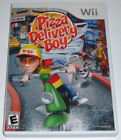 Pizza Delivery Boy - Nintendo Wii, 2010 - Complete