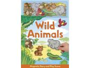 Wild Animals - Magnetic Book (magnetic Play Scene)